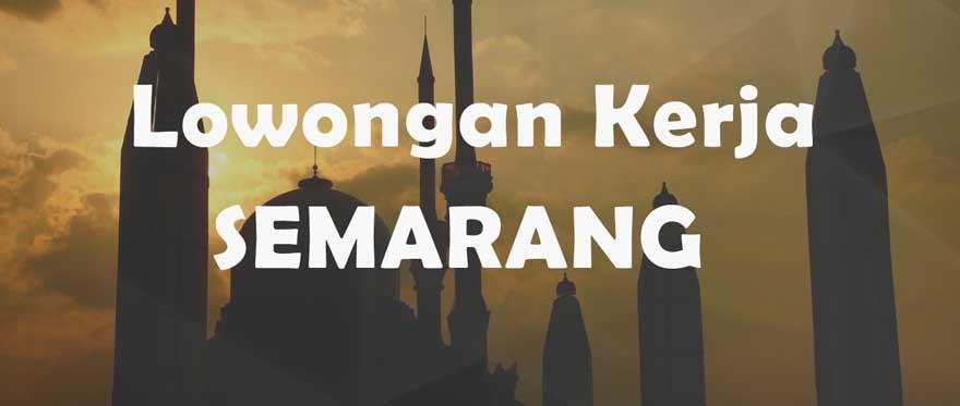 Alamat Situs Website Lowongan Kerja Semarang