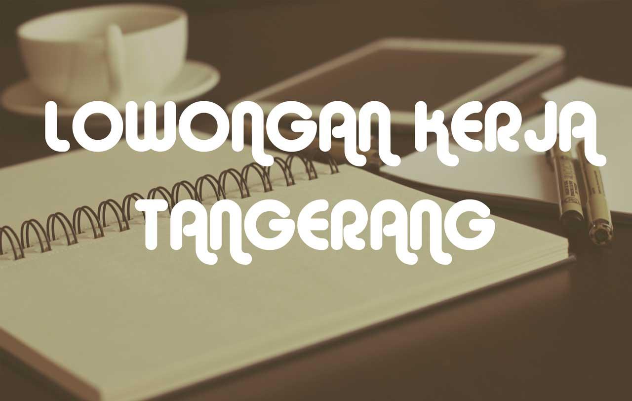 Situs Website Lowongan Kerja Tangerang