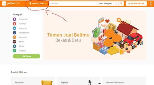 Website Lowongan Kerja Mataram