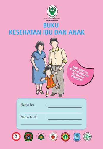 Buku kesehatan ibu anak akta kelahiran