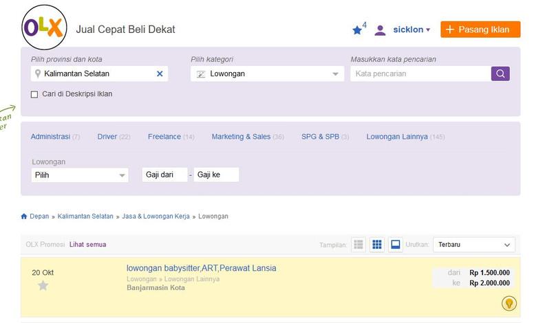 Situs Lowongan Kerja Jawa Barat