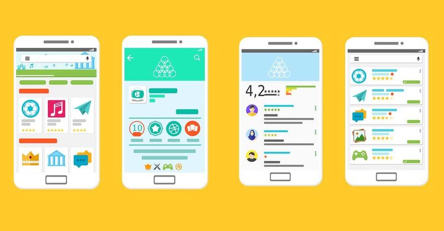Begini caranya membuat akun di Google Play Store dengan Bank