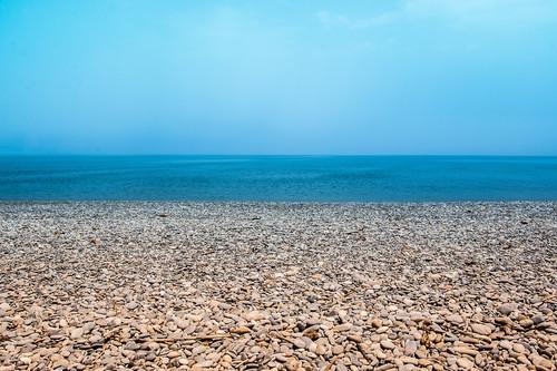 Foto Pantai dp pemandangan indah